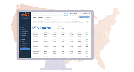 IFTA Report - Any Base Jurisdiction