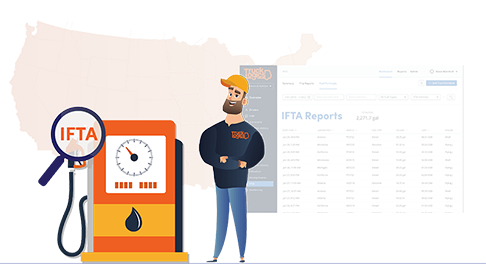 Automatic IFTA Report generation
