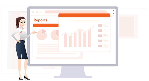 Financial Reports (Customer Revenue Reports)